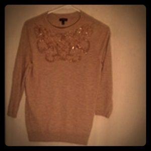 Talbots lamb wool sweater